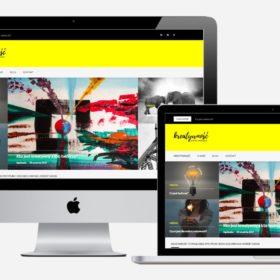 blog na temat kreatywności